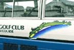 車ステッカー作成例2 alpenbus2