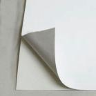 屋外・車用のグレー糊の塩ビステッカー素材